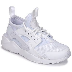 Nike Chaussure Huarache Ultra pour Jeune enfant - Blanc - Taille 29.5