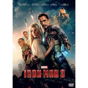 Iron Man 3 - avec Robert Downey Jr.