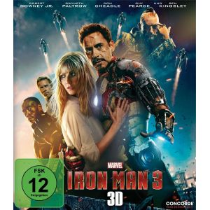 Iron Man 3 - avec Robert Downey Jr.