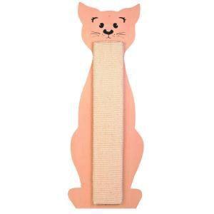 Trixie Griffoir en sisal forme chat (59 x 21 cm)