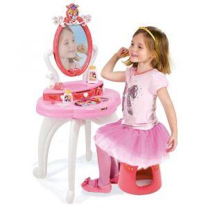 Smoby Coiffeuse 2 En 1 Disney Princesse