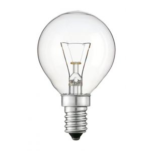 Philips Pack de 10 ampoules SPHÈRIQUES 60 Watts E14 (Mat)