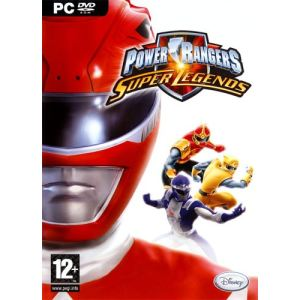 Power Rangers : Super Legends [PC]