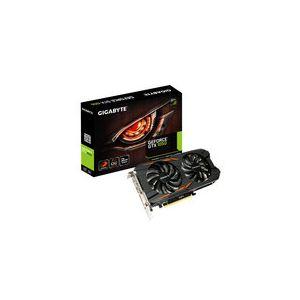 GigaByte GV-N1050WF2OC-2GD - Carte graphique GeForce GTX 1050 2 Go GDDR5 PCIe 3.0 x16
