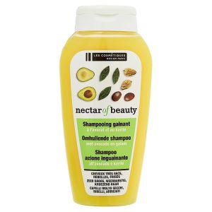 Les cosmétiques Nectar of beauty Shampooing gainant à l'avocat et au karité