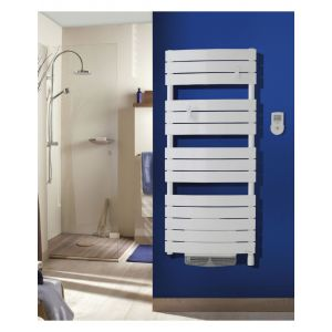Thermor Riviera Digital 1500 Watts - Radiateur sèche-serviettes avec soufflerie 500+1000