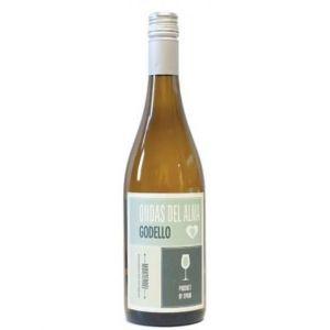ONDAS DEL ALMA Monterrei Vin d'Espagne - Rouge - 75 cl - DO - Vin d'Espagne Ondas Del Alma Monterrei D.O.