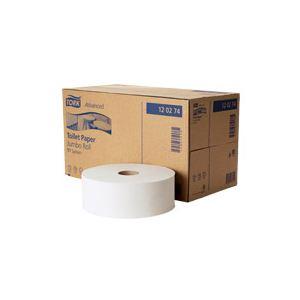 Tork Papier toilette Maxi Jumbo Advanced double épaisseur (6 rouleaux)