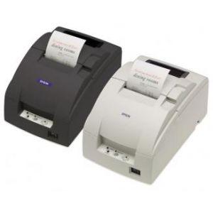 Epson TM-U220 - Imprimante matricielles pour tickets en bicolore noir et rouge