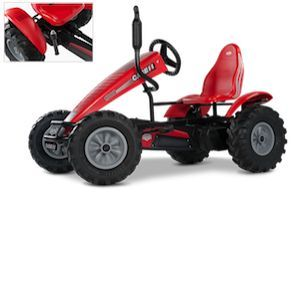 Berg Toys Case-IH BFR-3 - Kart à pédales