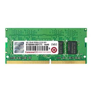 Transcend TS512MSH64V1H - Barrette mémoire DDR4 4 Go SO DIMM 260 broches