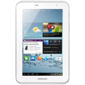 """Samsung Galaxy Tab 2 7"""" 8 Go - Tablette tactile sur Android"""