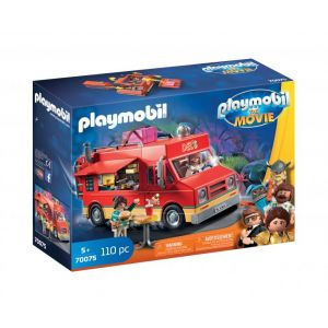 Playmobil Food Truck de Del The Movie - 70075