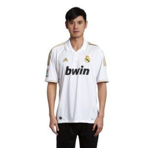 Adidas V13659 - Maillot de foot à domicile Real Madrid 2011-2012 homme