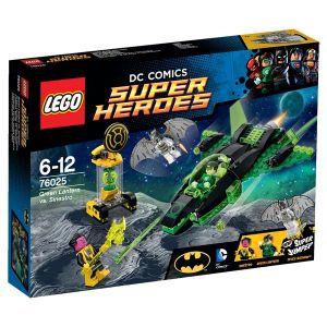 Lego 76025 - Super Heroes : DC Comics - Green Lantern contre Sinestro