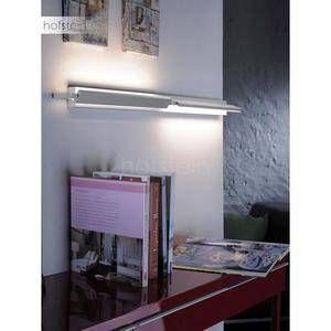 Paul neuhaus Applique Murale / Plafonnier Q-Matteo LED Aluminium, 2 lumières - Moderne - Intérieur - und