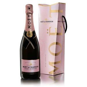 Moët & Chandon Champagne AOP, rosé - La bouteille de 75cl