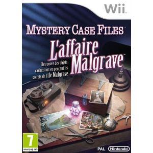 Mystery Case Files : L'Affaire Malgrave [Wii]