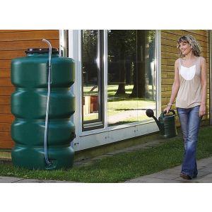 Garantia Réservoir cubique 750L pour eau de pluie