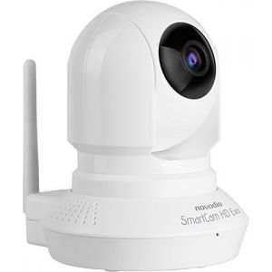Novodio SmartCam HD Evo - Caméra IP HD 720p Wi-Fi motorisée