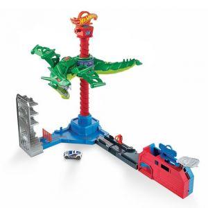 Mattel Hot Wheels - Attaque du robot dragon