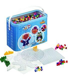 Hama Baril de 3000 maxi perles à repasser
