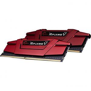 G.Skill F4-2400C15D-32GVR - Barrette mémoire Ripjaws V 32 Go 2 x 16 Go DDR4 2400 MHz CAS 1