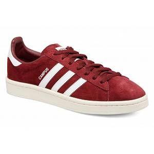 Adidas Campus, Sneakers Basses Homme, Rouge (Buruni/Ftwbla / Blatiz), 42 EU