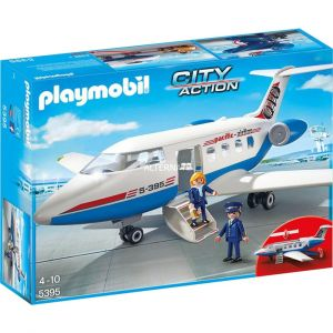 Playmobil 5395 City Action - L'avion