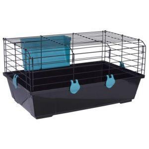 Voltrega Cage Cochon Dinde 523 Noire