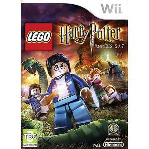 LEGO Harry Potter : Années 5 à 7 [Wii]
