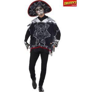 Day Of T Dead Bandit Cost e [Vêtements]