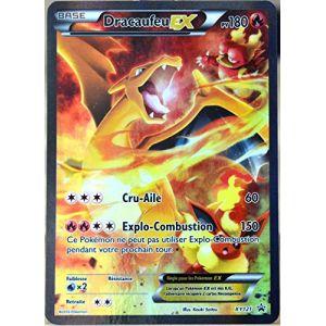 Asmodée Dracaufeu Ex - Carte Pokémon Xy121 Full Art promo