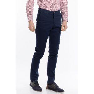 Jack & Jones NOS Jjimarco Jjbowie Sa Navy Blazer Noos, Pantalon Homme, Bleu, W32/L34 (Taille Fabricant: 32)