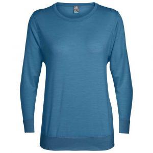 Icebreaker T-shirts Mira Crewe - Thunder - Taille XL