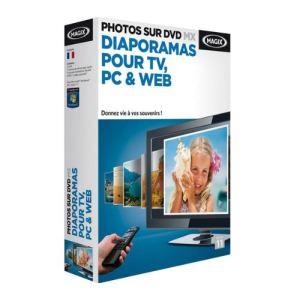 Photos sur DVD MX pour Windows