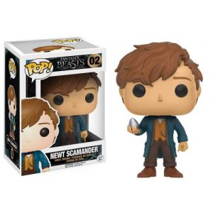 Funko Figurine Pop! Les Animaux Fantastiques : Newt Scamander With Egg