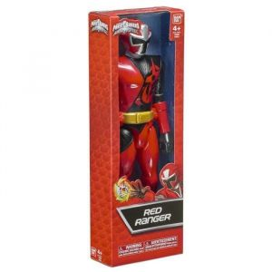 Bandai Power Rangers Ninja Steel Ranger rouge