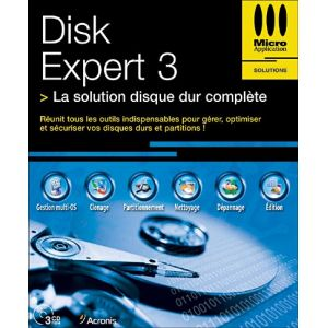Disk expert 3 [Windows]