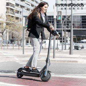 """Innova Goods Trottinette électrique Pliable Pro 8,5"""" 7800 mAh 350 W Noir Adulte Unisexe Gris 8,5"""