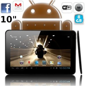 "Yonis Y-tt10g8 - Tablette tactile 10"" sous Android 4.2 (8 Go interne)"