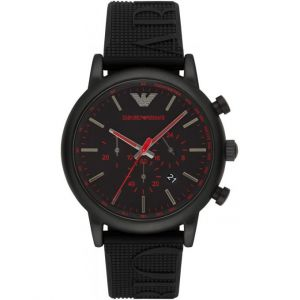 Emporio Armani AR11024 - Montre pour homme Quartz Chronographe