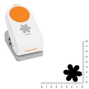 Fiskars Perforatrice fleur - Power punch - 3.8 cm