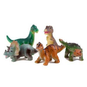 Peterkin Set de figurines de dinosaures pour bébé