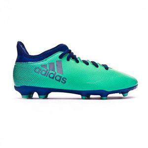 Adidas X 17.3FG J Chaussures de Football à Crampons Sol Durpour Enfant