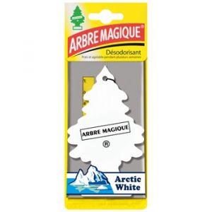 Arbre Magique Désodorisant voiture Artic white