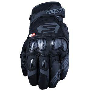 Five Gants cuir X-Rider WP Outdry noir - L
