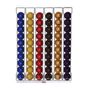 Porte capsules tavola swiss comparer 19 offres for Support mural pour capsules nespresso