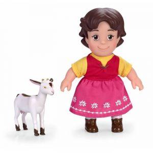 Famosa Poupée Heidi et sa chèvre