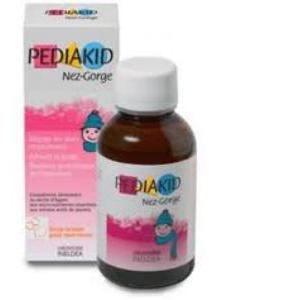 Pediakid Sirop nez et gorge au miel et au citron - 125 ml